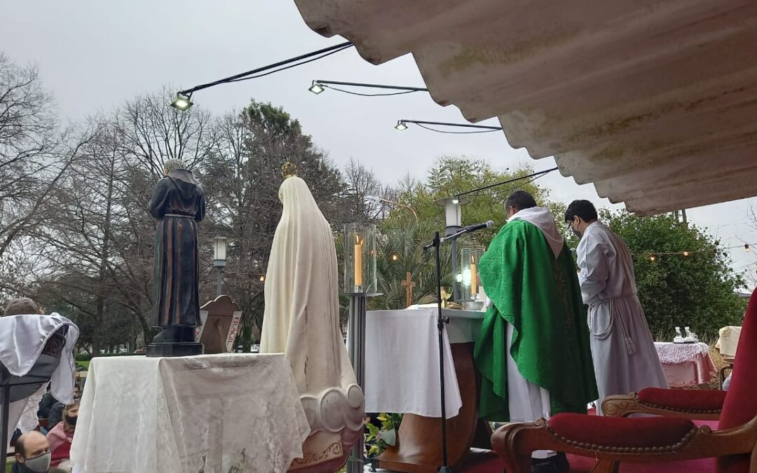 La Santa Misa por los enfermos del domingo 22 de agosto queda suspendida
