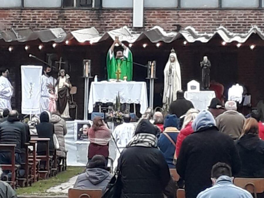 Santa Misa por los enfermos Domingo 5 de septiembre