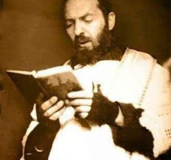 Como actúa el Padre Pio en las personas…