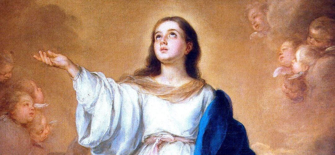 El Dogma de la Asunción de la Virgen