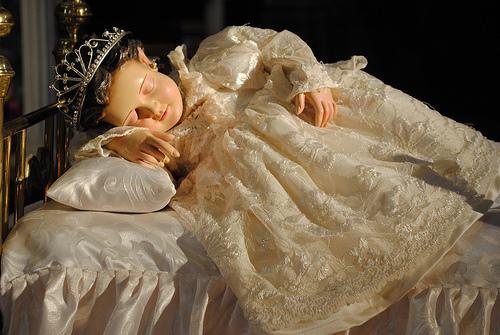 Un especial sobre la Divina Infantita